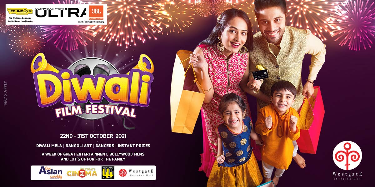 Diwali Festival at Westgate Shopping Mall