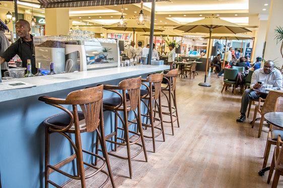 Artcaffe Kiosk