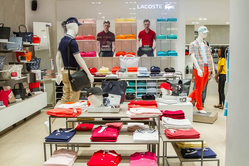 Lacoste products