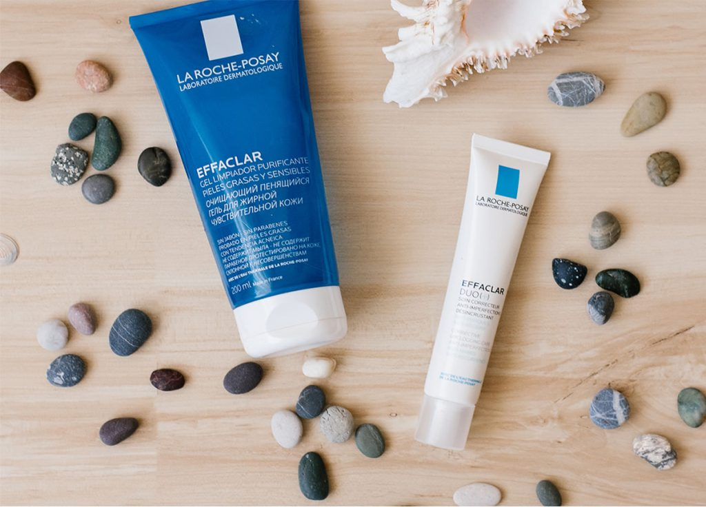 2. Skincare for sensitive skin.