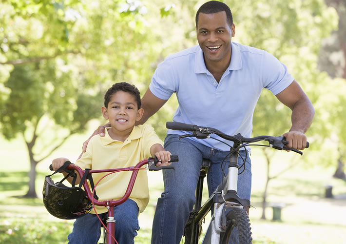 Riding a bike can be one of life's great pleasures. The wind in your hair, the freedom, and the fun can be hard to beat. Located on first floor, Sports planet has got the entire bike riding necessities required.