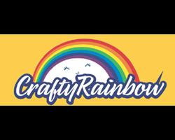 Crafty Rainbow Logo