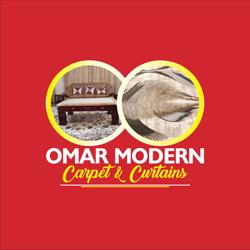 Omer Modern Carpets Logo